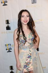 Ava Cantrell - Annie Awards in Los Angeles 2/5/ 2017
