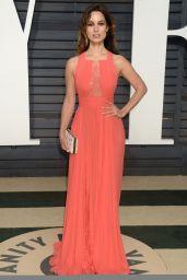 Bérénice Marlohe at Vanity Fair Oscar 2017 Party in Los Angeles