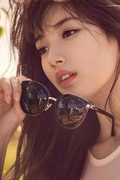 Bae Suzy Photohoot - Carin Spring Photohoot 2017