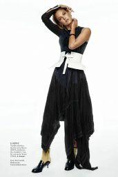 Bar Refaeli - Elle Magazine Spain March 2017 Issue