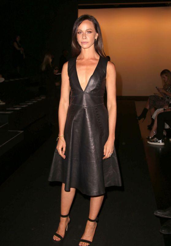 Barbara Bush - Prabal Gurung Fashion Show in New York 2/12/ 2017