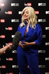 Bebe Rexha Perform at MTV