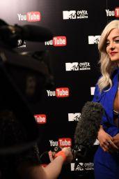 Bebe Rexha Perform at MTV