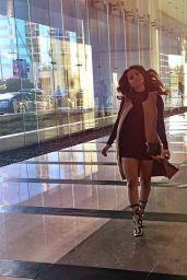 Becky G - Social Media Pics 2/1/ 2017