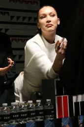 Bella Hadid - DKNY Store Event in NYC 2/1/ 2017