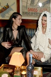 Bella Hadid, Kendall Jenner & Stella Maxwell - LOVE And Burberry LFW Party in London 2/20/ 2017