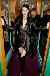 Bella Hadid – LOVE and Burberry Party in London 2/20/ 2017