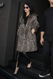 Bella Hadid - Out in Milan, Italy 2/22/ 2017
