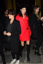 Bella Hadid - Out in Paris 2/27/ 2017