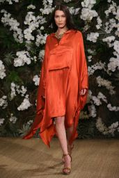 Bella Hadid – Ralph Lauren Fashion Show at New York Fashion Week 2/15/ 2017