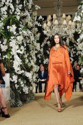 Bella Hadid – Ralph Lauren Fashion Show at New York Fashion Week 2/15/ 2017