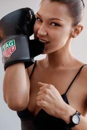 Bella Hadid - TAG Heuer Campaign 2017