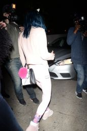 Bella Thorne Arriving at the Grammy After Party in Hollywood 2/12/ 2017