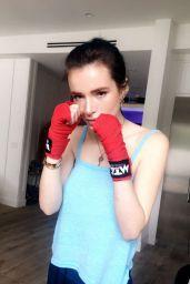 Bella Thorne - Social Media Photos 2/6/ 2017