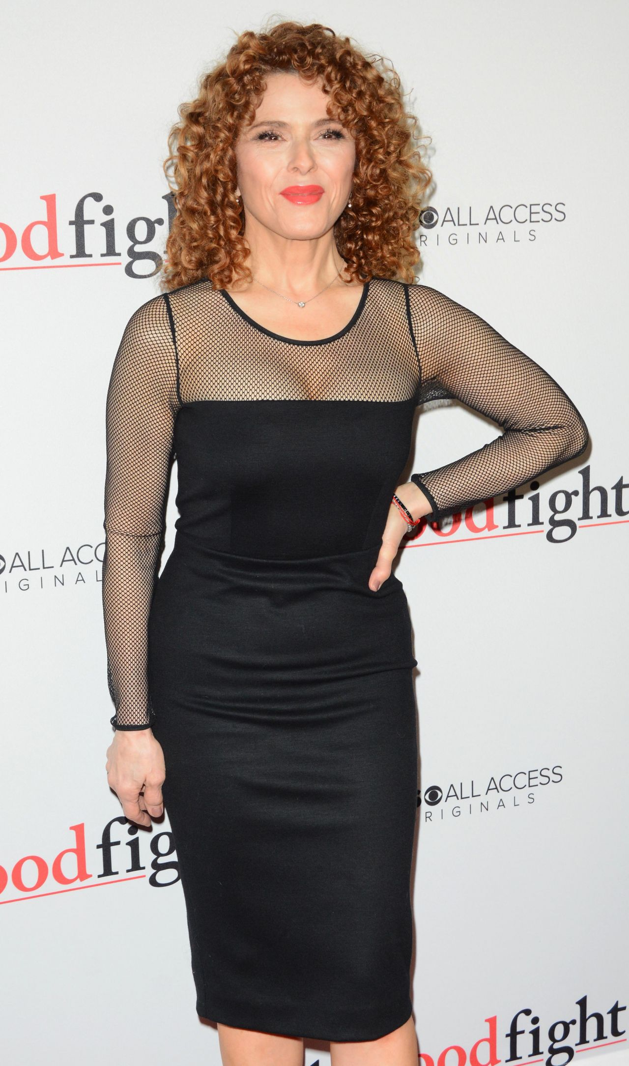Bernadette Peters – 'The Good Fight' Premiere in New York ...