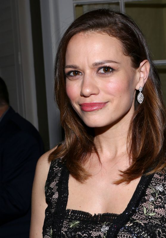 Bethany Joy Lenz – Gemfields Oscars Cocktail Party in Los Angeles, February 2017