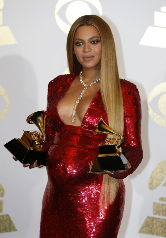 Beyoncé - GRAMMY Awards Winner, Los Angeles 2/12/ 2017