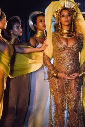 Beyoncé Perfors at 59th Annual GRAMMY Awards in Los Angeles 02/12/2017