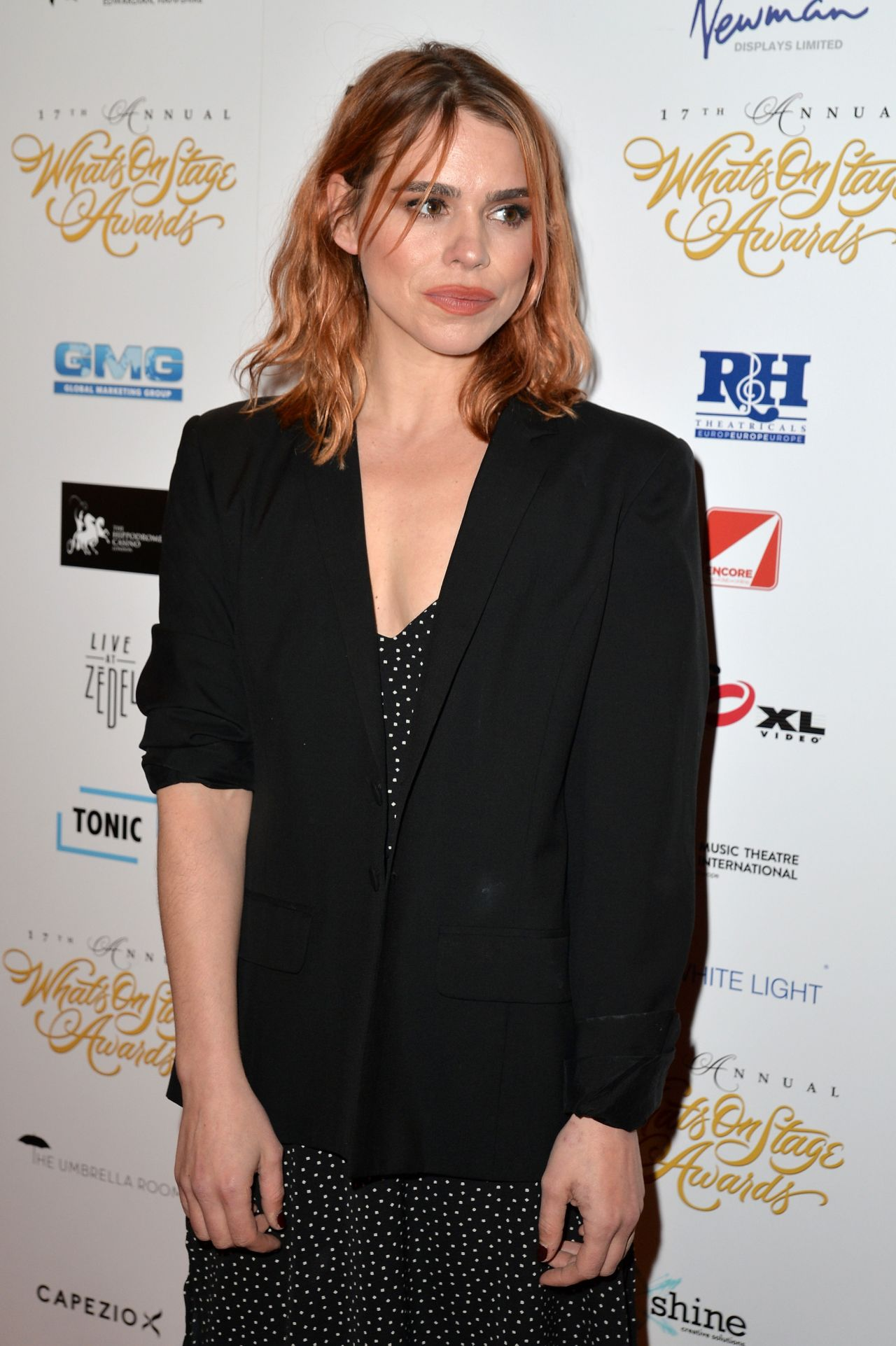 Billie Piper 17th Annual Whatsonstage Awards In London 2