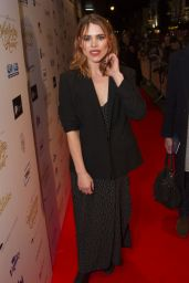 Billie Piper – 17th Annual WhatsOnStage Awards in London 2/19/ 2017