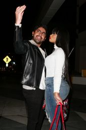 Blac Chyna - Superbowl Weekend in West Hollywood 2/5/ 2017