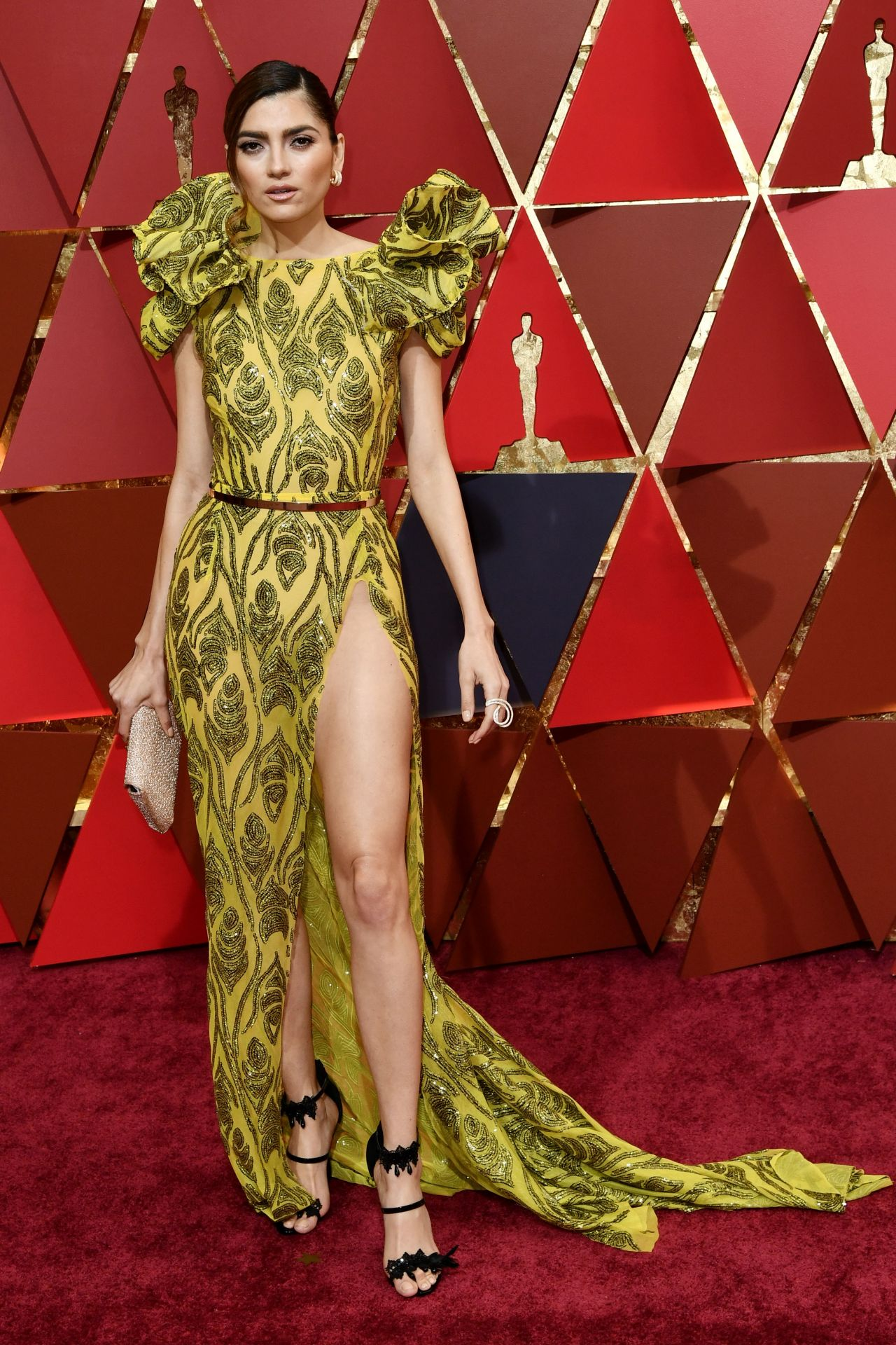 Blanca blanco oscars 2017 red carpet in hollywood - Academy awards 2017 download ...