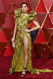 Blanca Blanco - Oscars 2017 Red Carpet in Hollywood