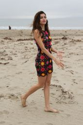 Blanca Blanco - Poses in a Malibu Super Bowl Sunday, Malibu, CA 2/5/ 2017