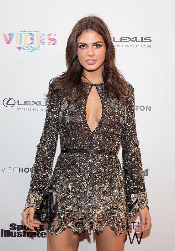 Bo Krsmanovic – VIBES By SI Swimsuit Launch Festival in Houston 2/18/ 2017 – Day 2