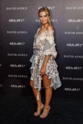 Bridget Malcolm - Autumn Winter 2017 David Jones Fashion Launch in Sydney 2/1/ 2017