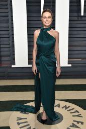 Brie Larson at Vanity Fair Oscar 2017 Party in Los Angeles