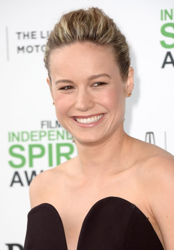 Brie Larson - Film Independent Spirit Awards in Santa Monica 2/25/ 2017