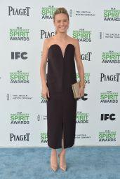 Brie Larson - Film Independent Spirit Awards in Santa Monica 2/25/ 2017
