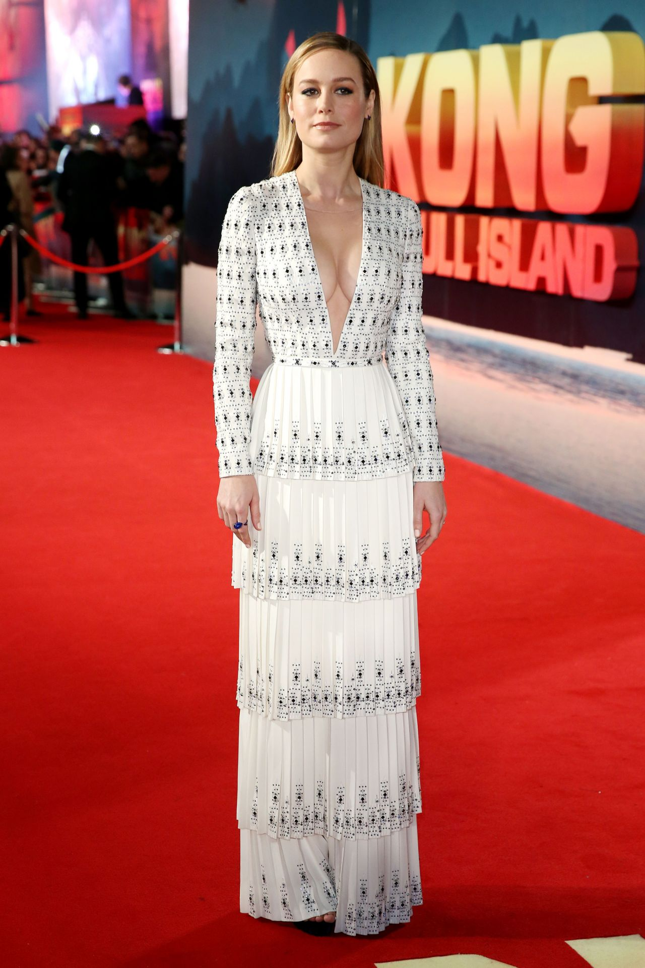 Brie Larson - 'Kong: S...