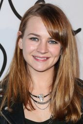 Britt Robertson – Tyler Ellis Celebrates 5th Anniversary at Chateau Marmont in West Hollywood 1/31/ 2017
