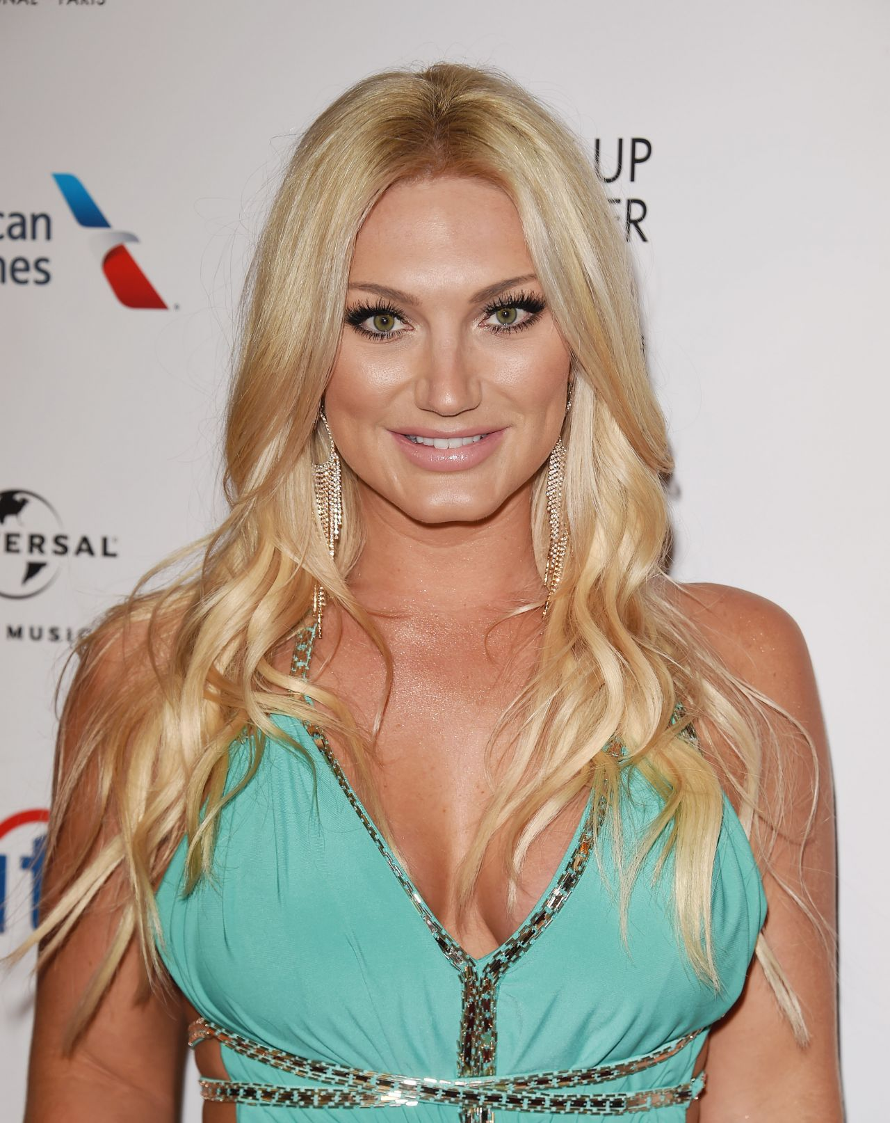 Brooke Hogan - Universal Music Group Grammy After Party in Los ...