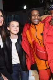 Brooke Shields – Calvin Klein Show in New York 2/10 /2017