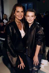 Brooke Shields – Calvin Klein Show in New York 2/10 /2017