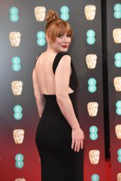 Bryce Dallas Howard at BAFTA Awards in London, UK 2/12/ 2017