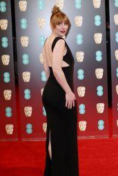 Bryce Dallas Howard at BAFTA Awards in London, UK 2/12/ 2017