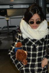Camila Cabello - Arriving at London Heathrow Airport 2/1/ 2017