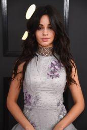 Camila Cabello at GRAMMY Awards in Los Angeles 2/12/ 2017