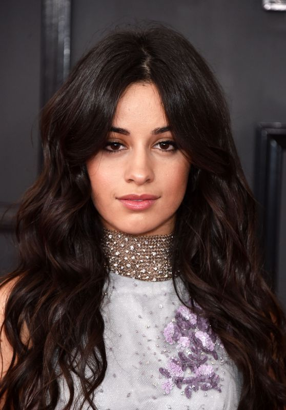 Camila Cabello at GRAMMY Awards in Los Angeles 2/12/ 2017