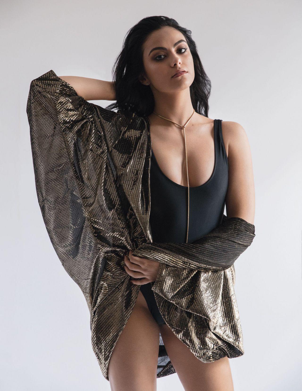 Camila Mendes Hi Res Photos Da Man Magazine 2017 Photos