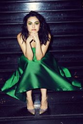 Camila Mendes - Photoshoot for Coveteur, January 2017