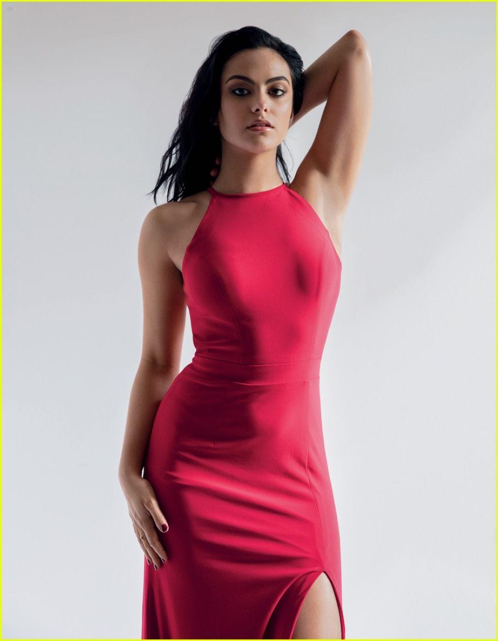 Camila Mendes Photoshoot For Da Man Magazine 2017