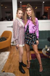 Camila Morrone - Marc Jacobs Beauty Celebrates Kaia Gerber in NYC 2/15/ 2017