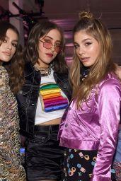 Camila Morrone - Marc Jacobs Beauty Celebrates Kaia Gerber in NYC 2/15/ 2017