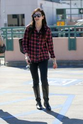 Camilla Belle Casual Style - Getting Lunch in Beverly Hills 1/31/ 2017