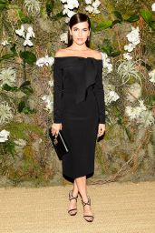 Camilla Belle – Ralph Lauren Fashion Show at New York Fashion Week 2/15/ 2017